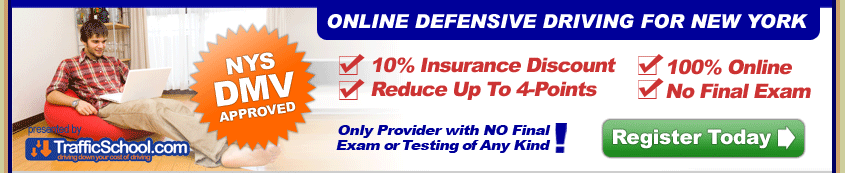 Terryville Defensive Driving Online